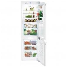Liebherr įmontuojamas šaldytuvas su šaldikliu ICBN 3356 Premium