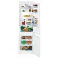 Liebherr įmontuojamas šaldytuvas su šaldikliu ICS 3304 Comfort