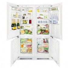Liebherr įmontuojamas šaldytuvas su šaldikliu SBS 66I2 Premium