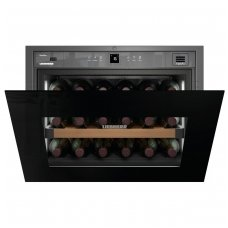 Liebherr įmontuojamas vyno šaldytuvas / rūsys WKEgb 582 GrandCru