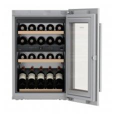 Liebherr įmontuojamas vyno šaldytuvas / rūsys EWTdf 1653 Vinidor
