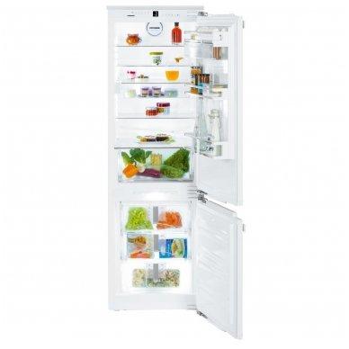 Liebherr įmontuojamas šaldytuvas su šaldikliu ICN 3376 Premium