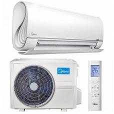 Midea bevėjis šilumos siurblys oro kondicionierius BreezeleSS+ MSFAAU-09HRFN8 / MOB01-09HFN8
