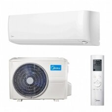 Midea šilumos siurblys oro kondicionierius Oasis Plus MSOPBU-09HRFN8 / MOB30-09HFN8