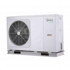 Midea šilumos siurblys oras vanduo monoblokas 14 kW MHC-V14W/D2RN8-B