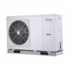 Midea šilumos siurblys oras vanduo monoblokas 12 kW MHC-V12W/D2RN8-B