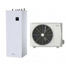 Midea šilumos siurblys oras vanduo su integruotu boileriu V10W/D2N8-B / A100/240CD30GN8-B