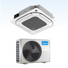 Midea šilumos siurblys oro kondicionierius BreezeleSS+ MCD1-48HRFNX / MOE30U-48HFN8
