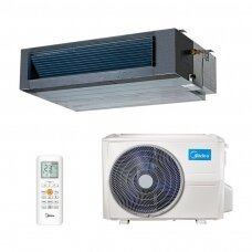 Midea šilumos siurblys oro kondicionierius MTIU-18HWFNX / MOX330U-18HFN8