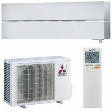 Mitsubishi Electric šilumos siurblys oro kondicionierius MSZ-LN35VGV / MUZ-LN35VGHZ (tekstūrinė balta)