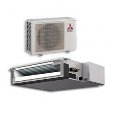 Mitsubishi Electric šilumos siurblys oro kondicionierius SEZ-M50DA / SUZ-M50VA