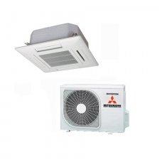 Mitsubishi Heavy Industries šilumos siurblys oro kondicionierius FDTC/SRC25ZS-W