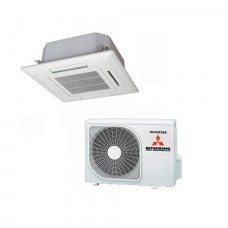 Mitsubishi Heavy Industries šilumos siurblys oro kondicionierius FDTC/SRC35ZS-W