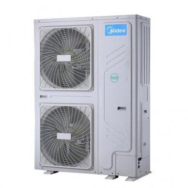 Midea šilumos siurblys oras vanduo monoblokas 22 kW MHC-V22W/D2RN8