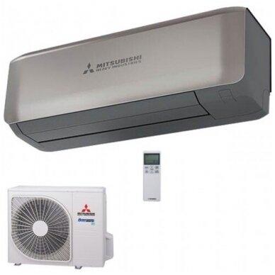 Mitsubishi Heavy Industries šilumos siurblys oro kondicionierius SRK/SRC60ZSX-WT