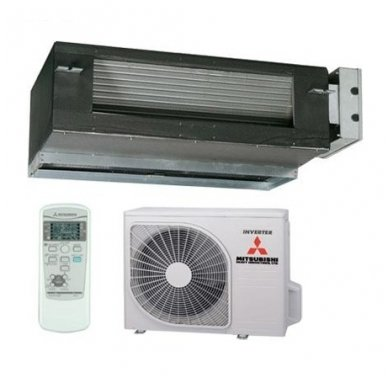 Mitsubishi Heavy Industries ortakinis šilumos siurblys oro kondicionierius SRR/SRC35ZMX-S