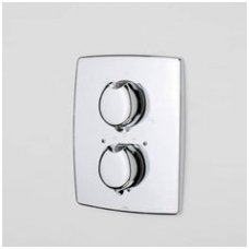 ORAS potinkinio termostatinio vonios/dušo maišytuvo dekoratyvinė dalis Optima 7188