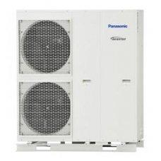 Panasonic 3 fazių šilumos siurblys Oras/Vanduo Aquarea WH-MDC09C3E8