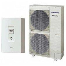 Panasonic šilumos siurblys Oras/Vanduo Aquarea WH-SDC12C6E5/WH-UD12CE5A