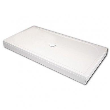 PAA stačiakampis dušo padėklas LARGO 1700x800