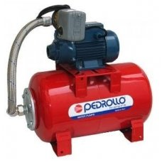Pedrollo siurblys su hidroforu Hydrofresh PKm60-24 CL