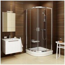 Ravak pusapvalė dušo kabina Blix BLCP4 900x900