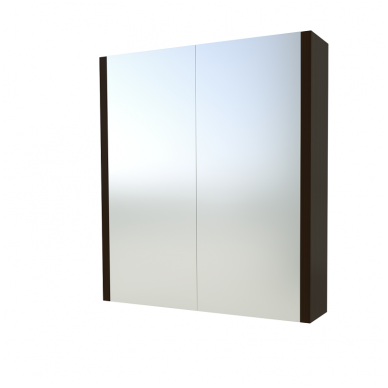 Raguvos baldai veidrodinė spintelė 75 3