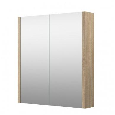 Raguvos baldai veidrodinė spintelė 60 4
