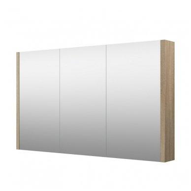 Raguvos baldai veidrodinė spintelė 110