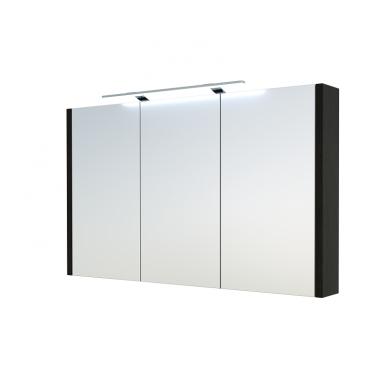 Raguvos baldai veidrodinė spintelė su šviestuvu Gerda 110 4
