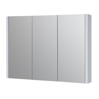 Raguvos baldai veidrodinė spintelė 90 2