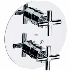 Roca potinkinis termostatinis maišytuvas dušui Loft