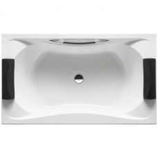 Roca stačiakampė vonia Becool Biplaza 1800x900