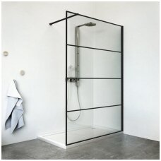 Roltechnik dušo sienelė Philly Loft Horizon 1200
