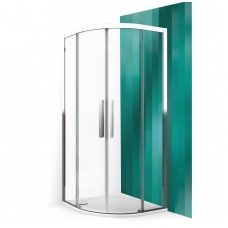 Roth pusapvalė dušo kabina ECR2N 1000x1000