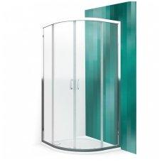 Roth pusapvalė dušo kabina LLR2 900x900
