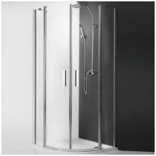 Roth pusapvalė dušo kabina TR2 1000x1000