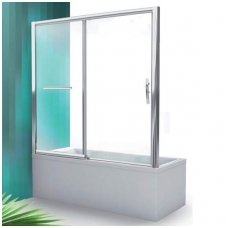 Roltechnik vonios sienelė PXV2L/PXV2P 1600