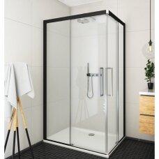 Roth kvadratinė dušo kabina Exclusive Line ECS2L+ECS2P 900x900