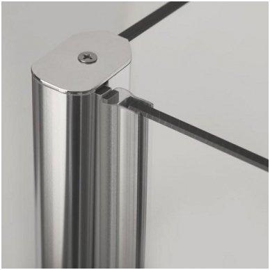 Roth kvadratinė dušo kabina TDO1+TDO1 900x900 4