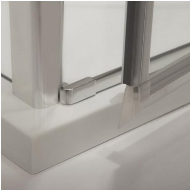 Roth kvadratinė dušo kabina TDO1+TDO1 900x900 5