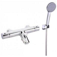 Rubineta termostatinis maišytuvas voniai arba dušui su rankiniu dušu Thermo-10K H10L08
