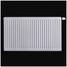 Termolux plieninis radiatorius 22x550 (ilgis pasirinktinai)