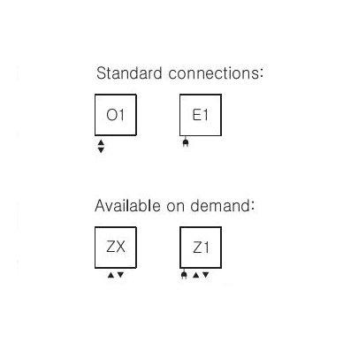 Terma Technologie gyvatukas Simple DW 4