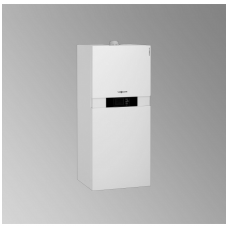 Viessmann dujinis katilas 35 kW su vandens šildytuvu Vitodens 222-F B2TB086