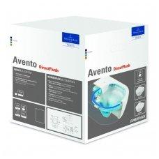 Villeroy&Boch pakabinamas WC su dangčiu Avento 5656HR01