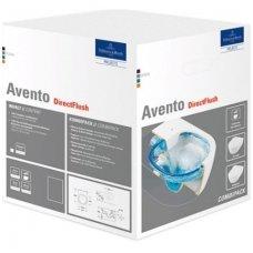 Villeroy&Boch pakabinamas WC su dangčiu Avento 5656RS01