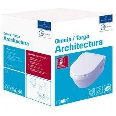 Villeroy&Boch pakabinamas WC su dangčiu Sofclose Architectura 5684H101