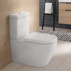 Villeroy&Boch pastatomas WC su dangčiu Architectura DirectFlush