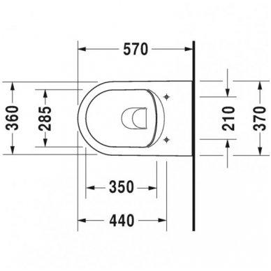 Viega potinkinis WC komplektas KOMP-VIEGA6 5